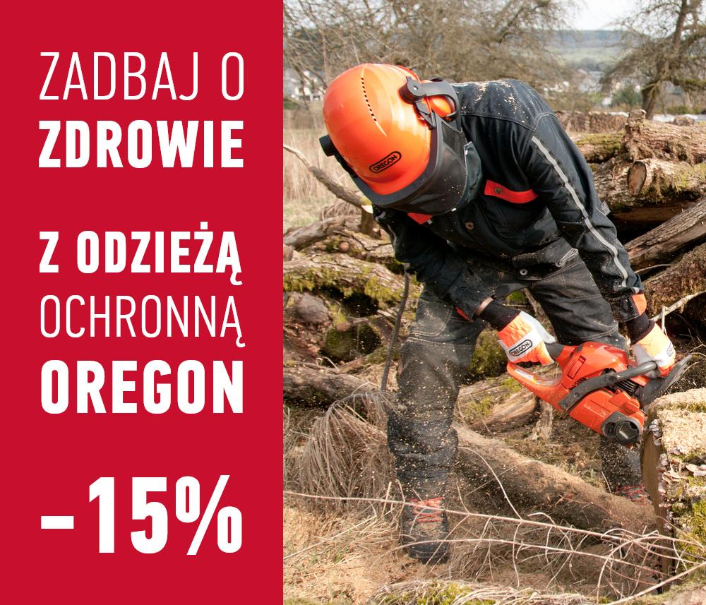 Odzież ochronna Oregon 15% Taniej