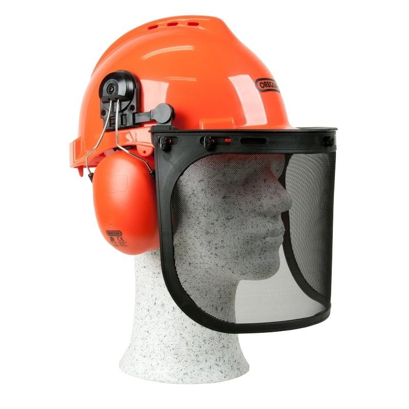 Ochrona głowy, słuchu i wzroku