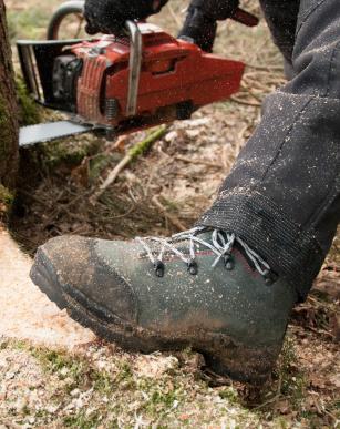 Buty antyprzecięciowa dla pilarza OREGON FIORDLAND