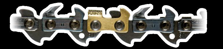 """Łańcuch tnący PowerSharp - 1,3 mm - 3/8"""" - 52 ogniwa"""