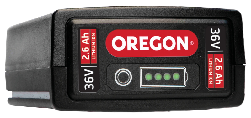 Bateria Oregon o pojemności 2.6 Ah