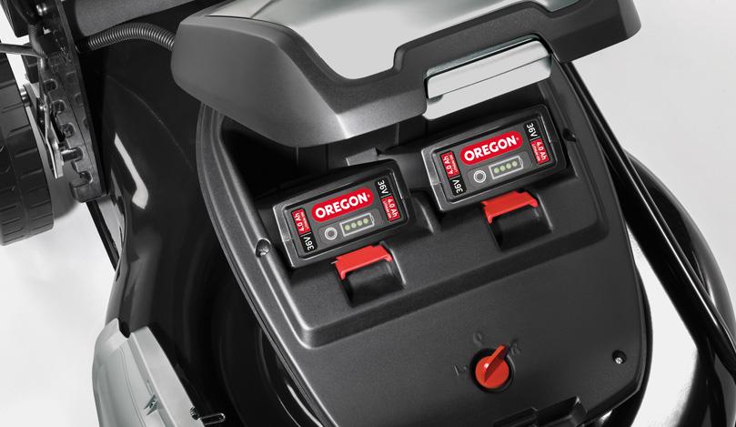 Zasilanie 1 lub 2 bateriami