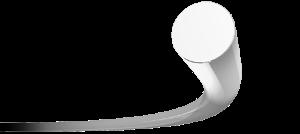 Przekrój żyłki OREGON - okrągły